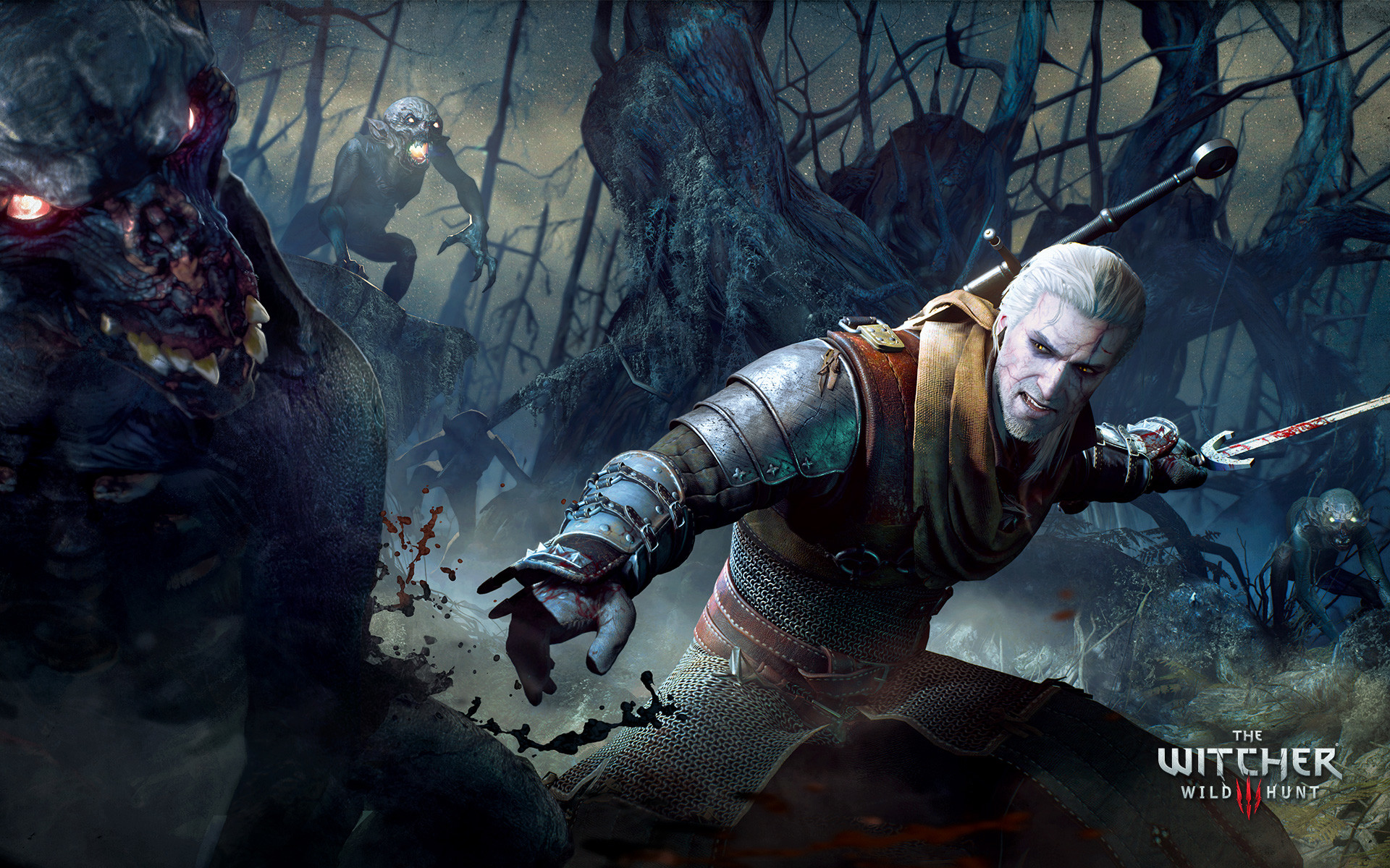 The Witcher Wild Hunt Dancer Wallpapers HD Wallpapers 1920×1080 The Witcher  Wallpaper (30