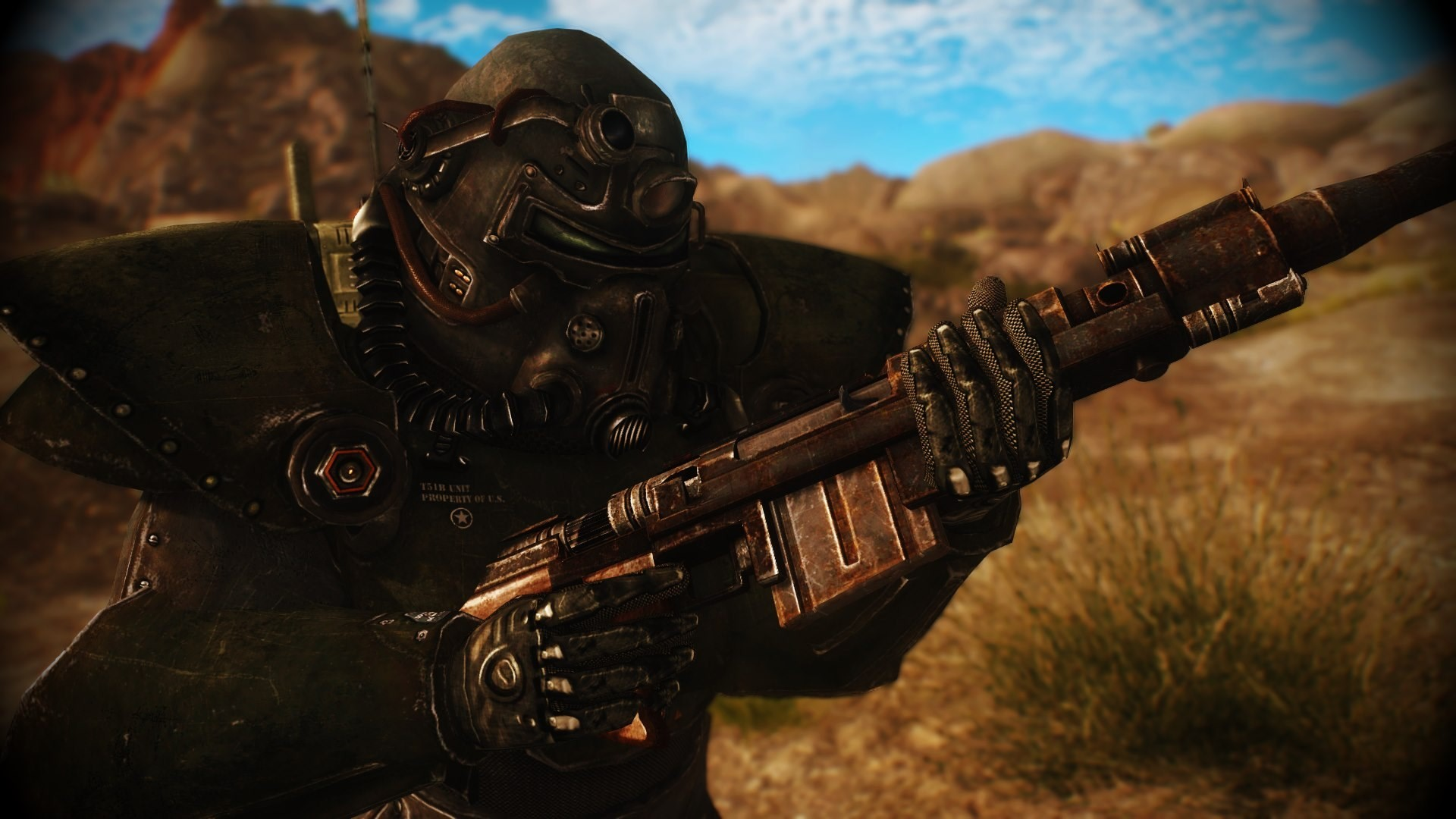 fallout new vegas wallpaper pack hd by Gregson Birds