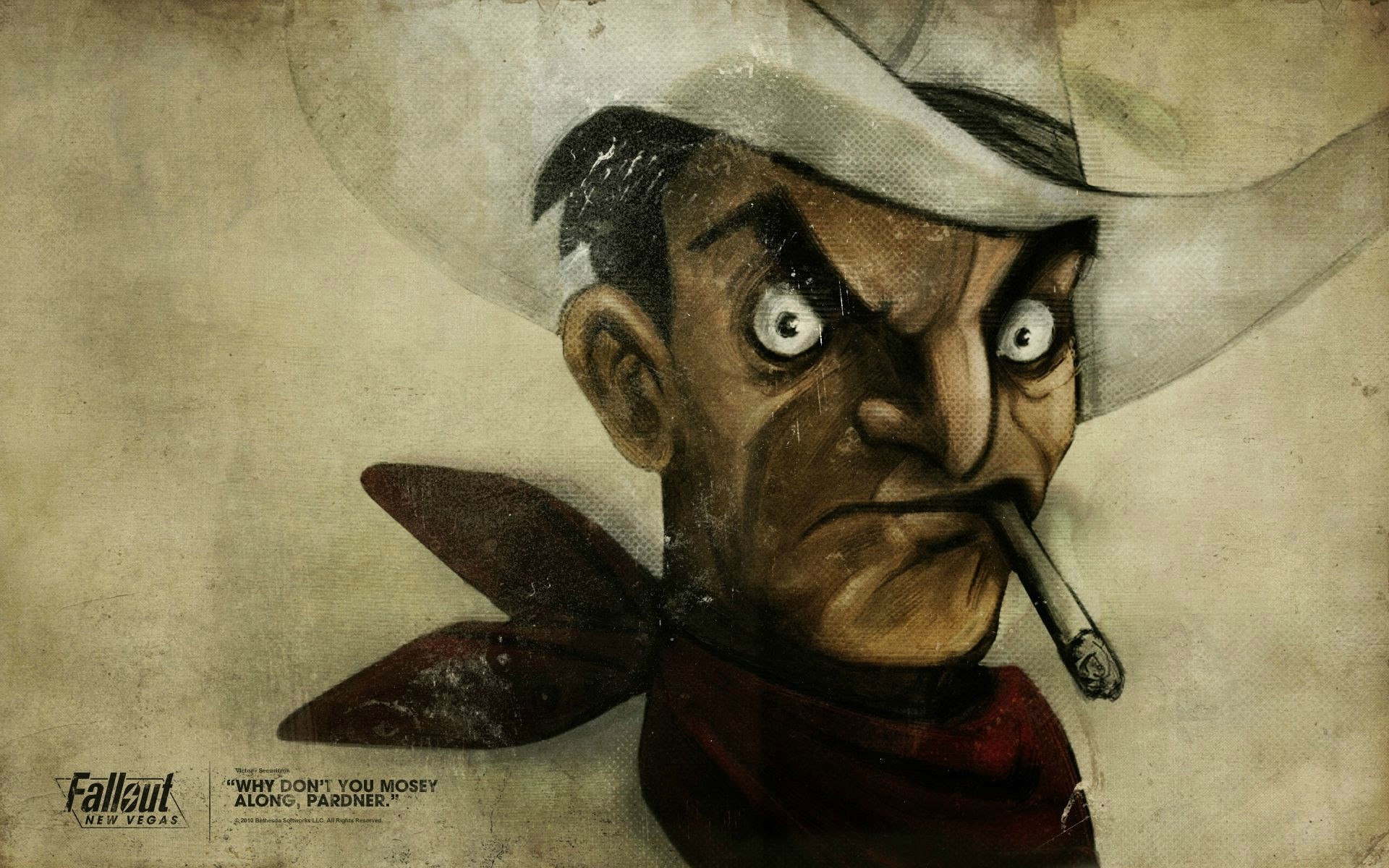 Wilbur Robertson – free wallpaper and screensavers for fallout new vegas –  px