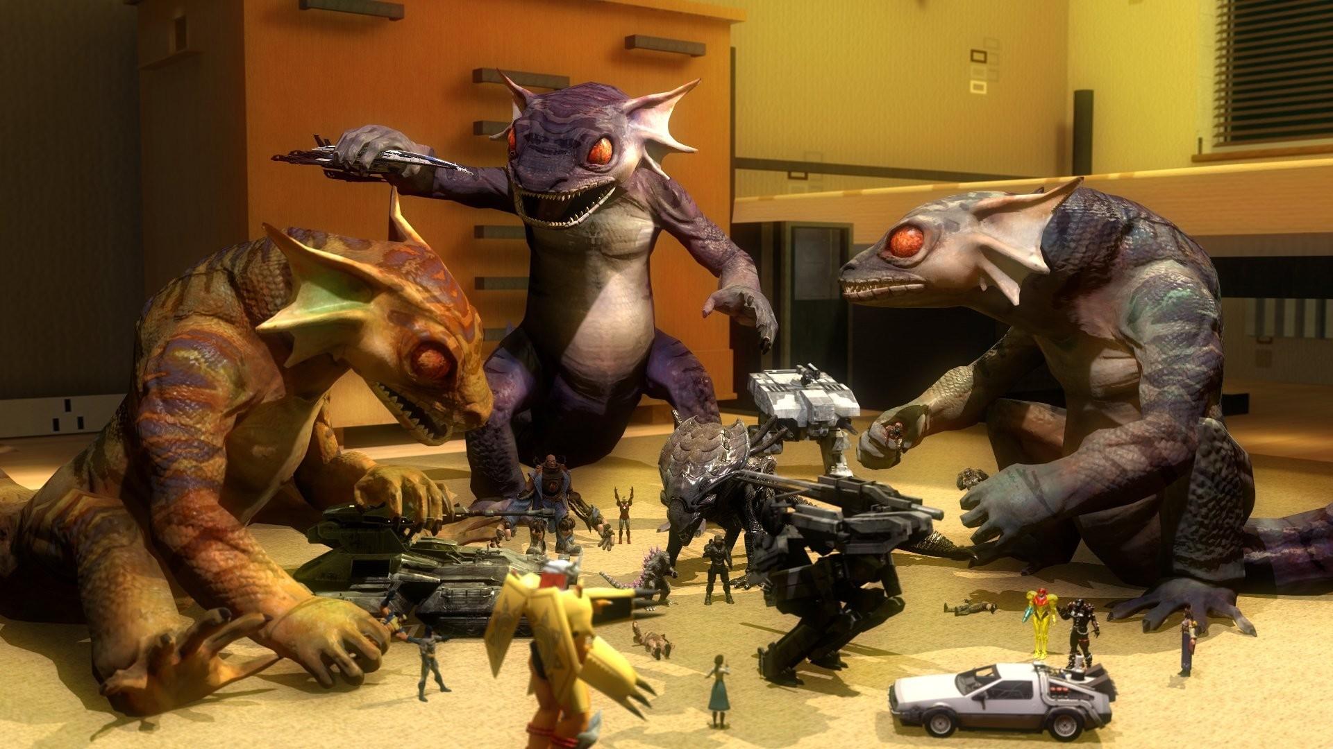 gecko art toys lizard crossover fallout: new vegas