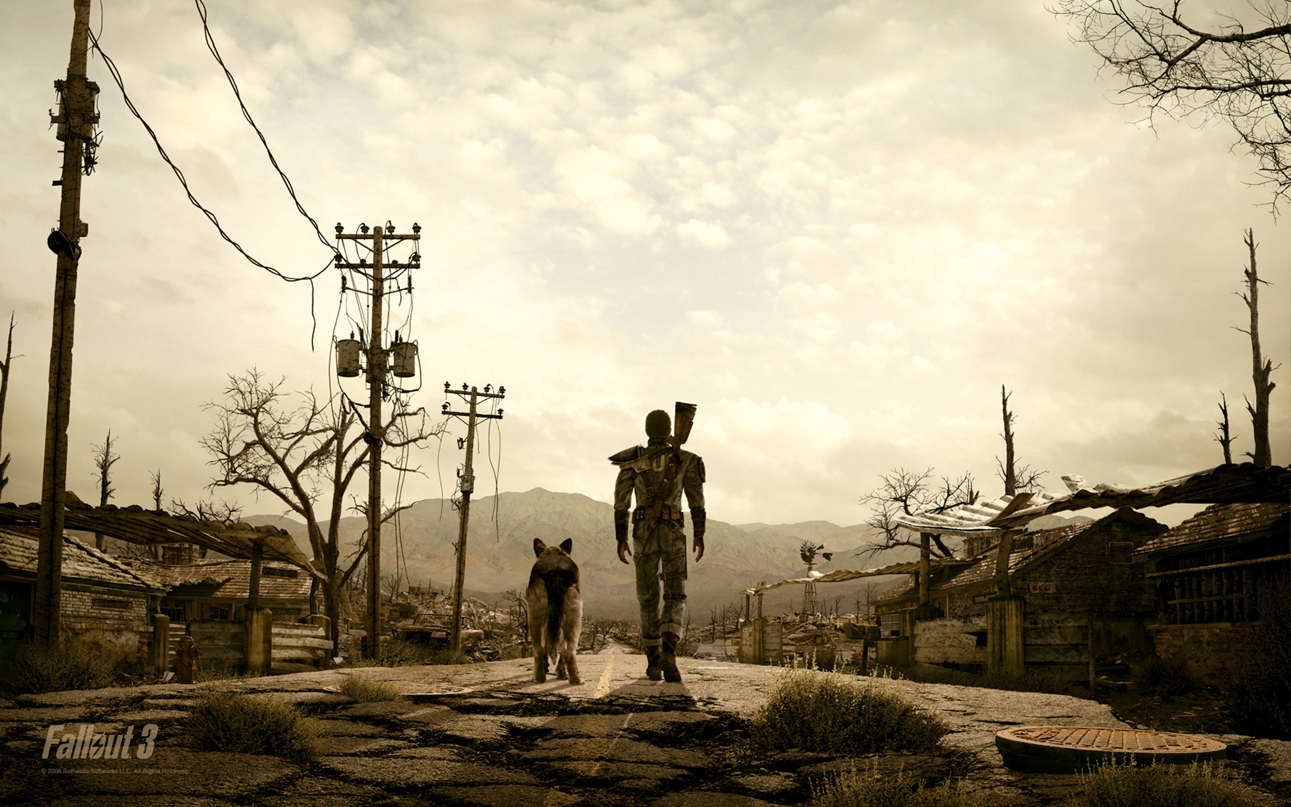 Fallout HD Wallpapers Backgrounds Wallpaper
