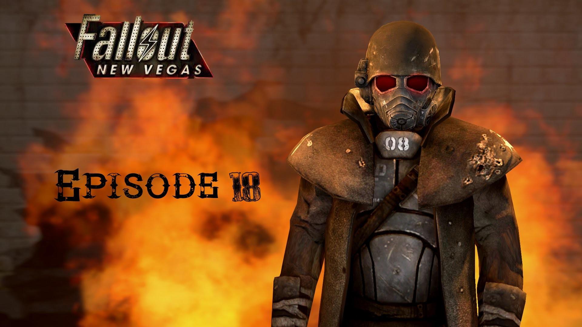 Let's Play : Fallout New Vegas – Épisode 18 : Raul Le Mécanicien – Français  – HD – YouTube