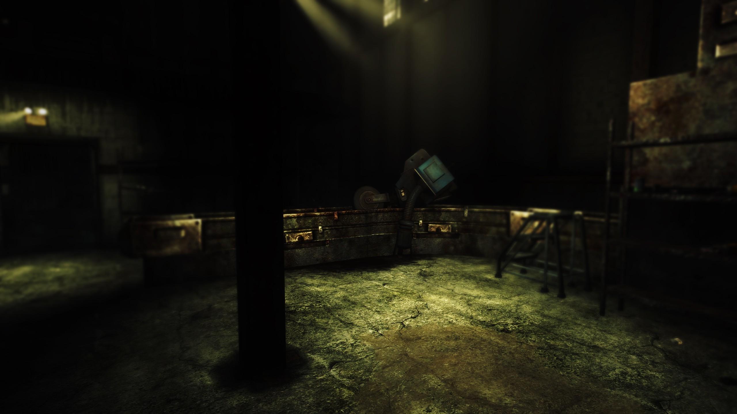 Fallout, Fallout: New Vegas, Fallout 3, Screenshots, Environment, Dark,  Video Games, ENB, 1440 Wallpapers HD / Desktop and Mobile Backgrounds