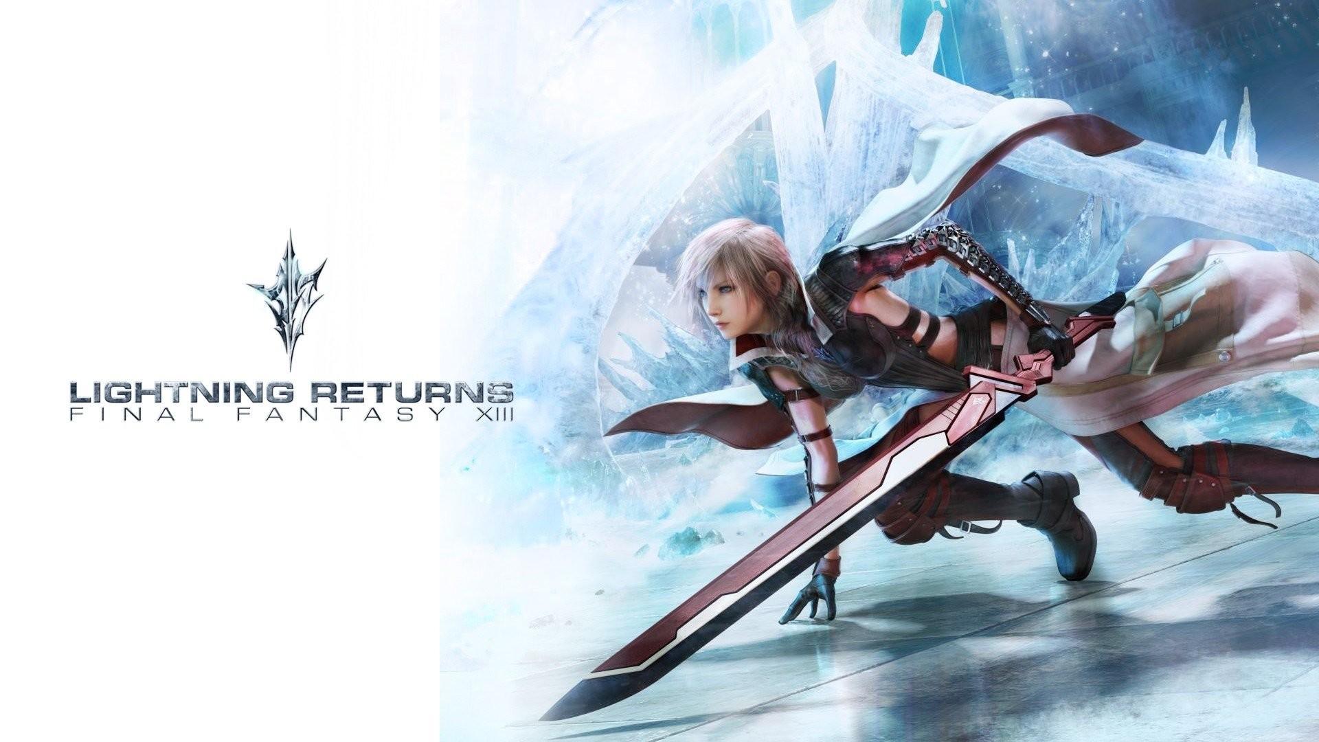 HD Wallpaper | Background ID:675915. Video Game Lightning Returns:  …
