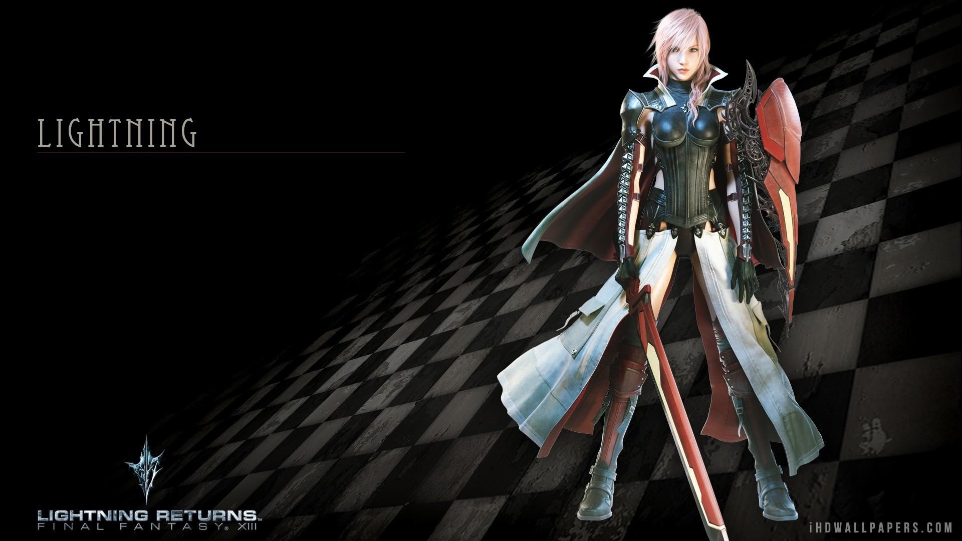 Lightning Returns Final Fantasy XIII HD Wallpaper – iHD Wallpapers