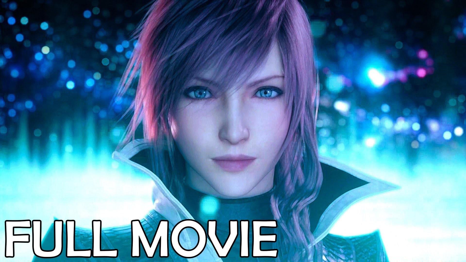 Lightning Returns: Final Fantasy XIII-3 – The Movie – Marathon Edition (All  Cutscenes 1080p HD) – YouTube