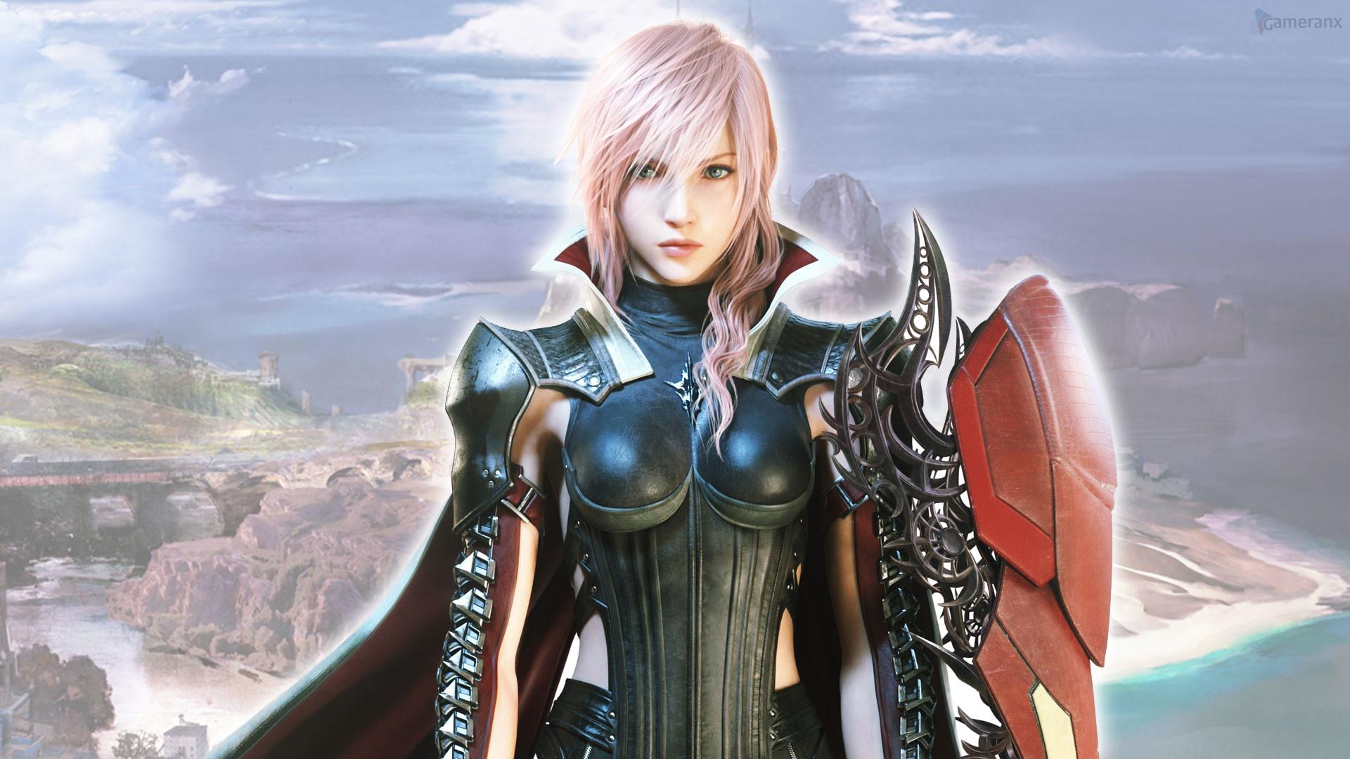 Final Fantasy 13 Lightning Wallpaper HD #6969185