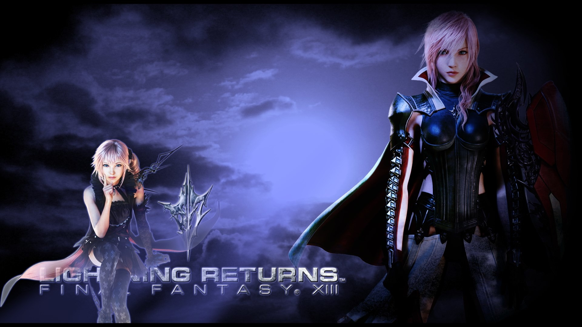Pictures for Desktop: Final Fantasy XIII: Lightning Returns wallpaper –  Final Fantasy XIII: Lightning Returns category