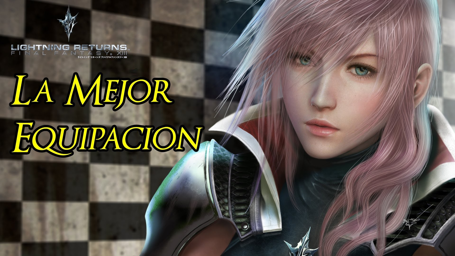 Lightning Returns FFXIII – SUPER Equipacion 5☆ ANULAR Daño Fisico y Magico  FULL HD 1080p Aeronite