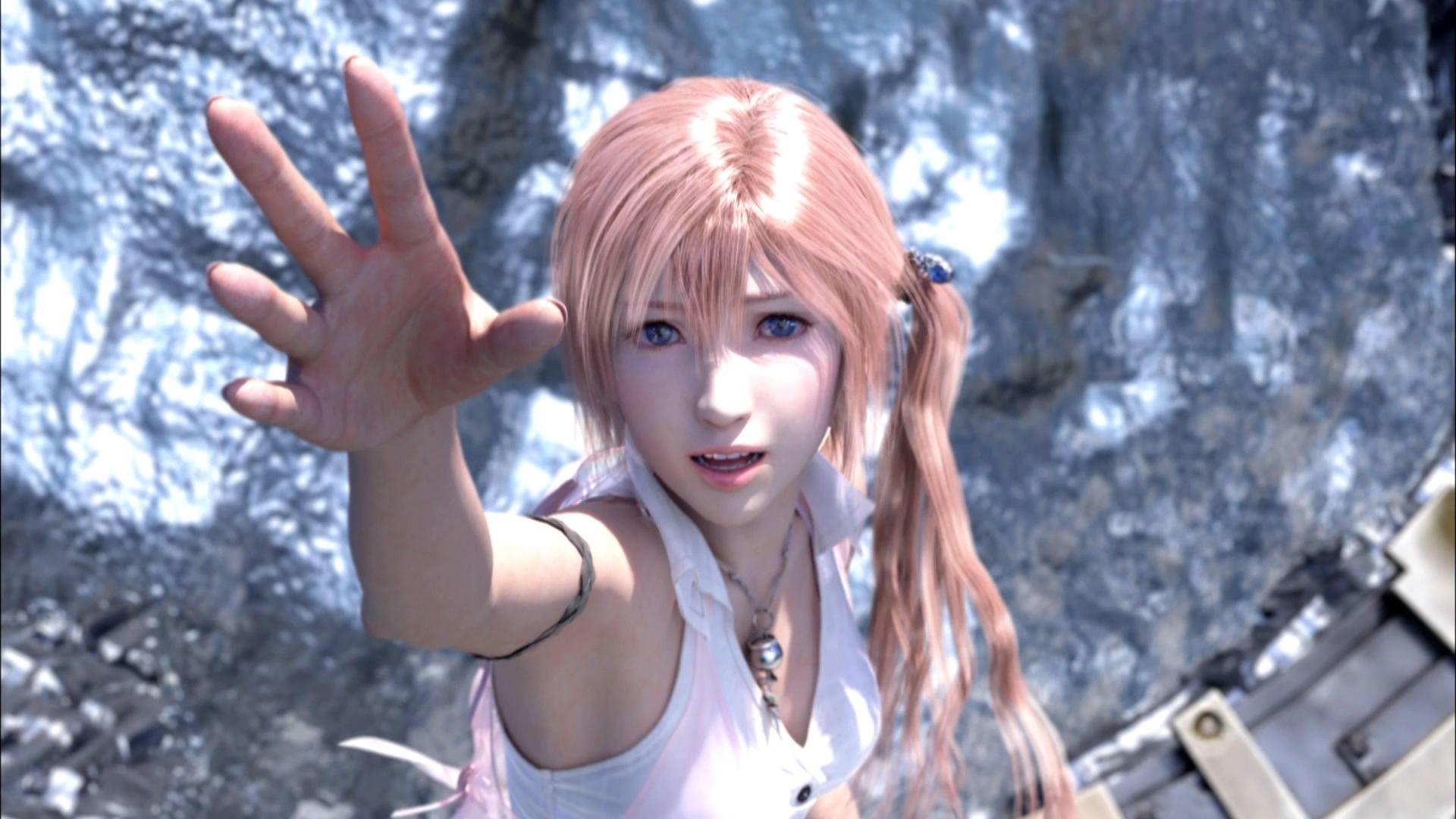 Final Fantasy XIII HD Wallpapers Backgrounds Wallpaper · LightningFinals
