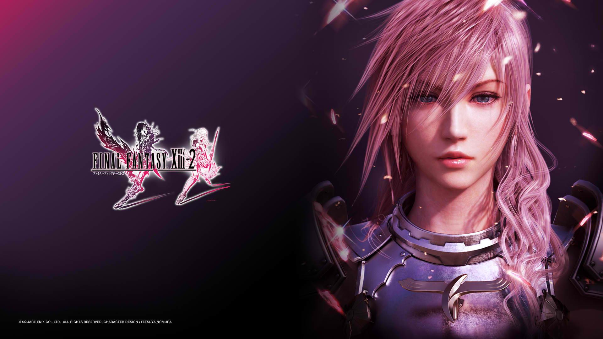 Final Fantasy Xiii 2 Wallpaper Hd wallpaper – 479363