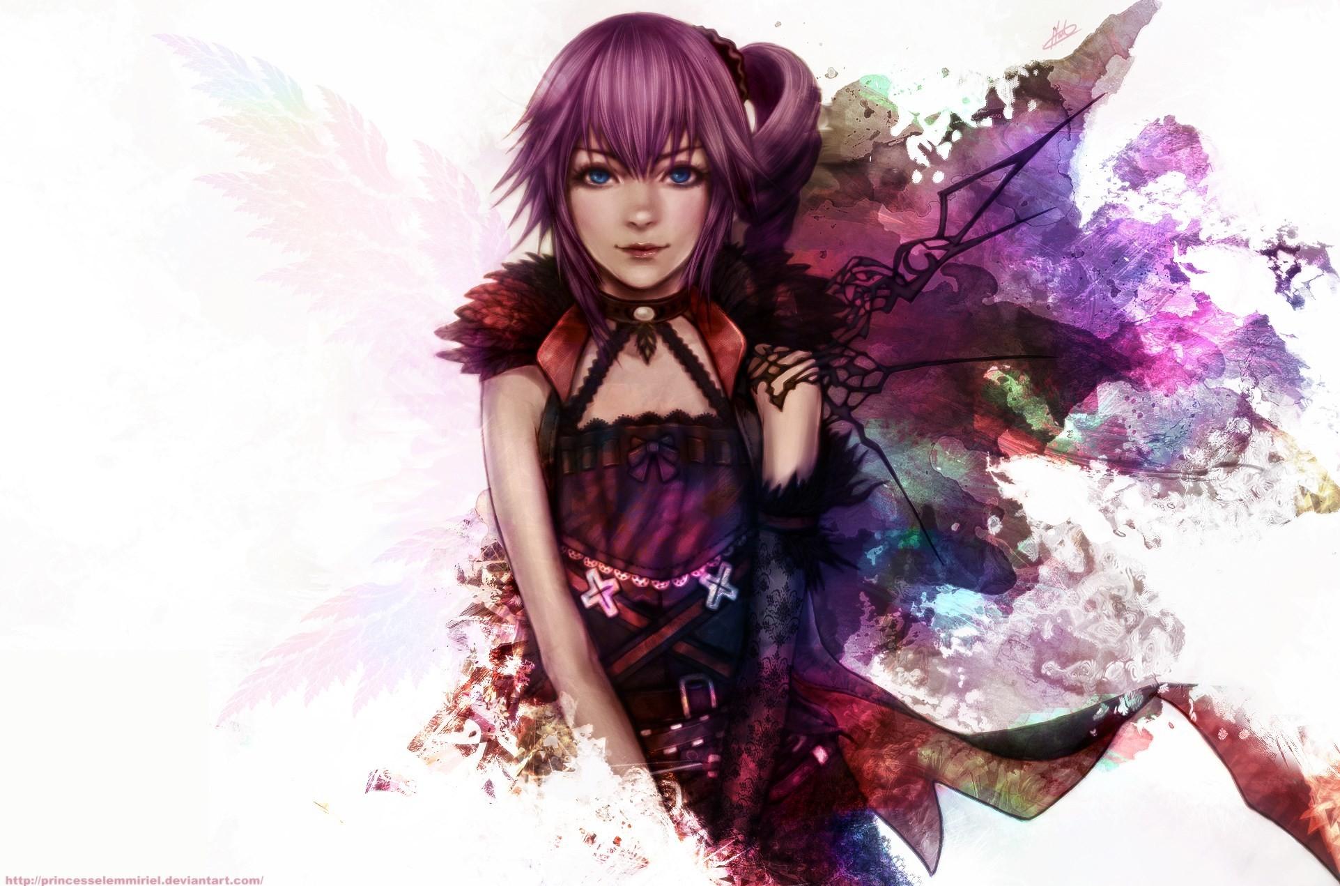 free screensaver wallpapers for lightning returns final fantasy xiii