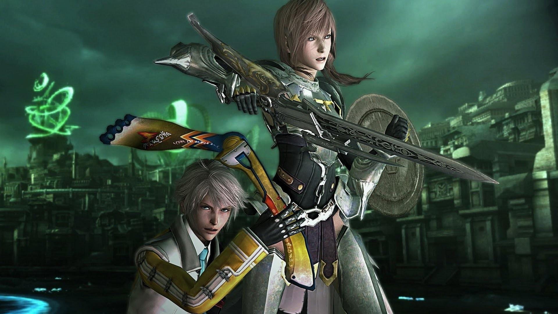 Lightning Returns Final Fantasy XIII:the Dead Dunes screenshots Edition  Follow-up