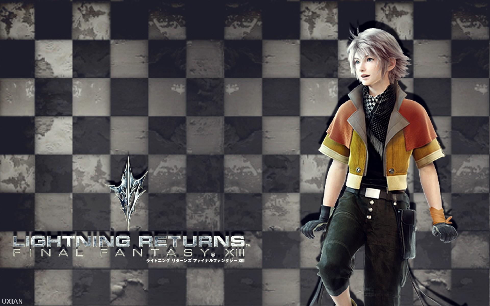 … Lightning Returns: Final Fantasy XIII – Hope by UxianXIII