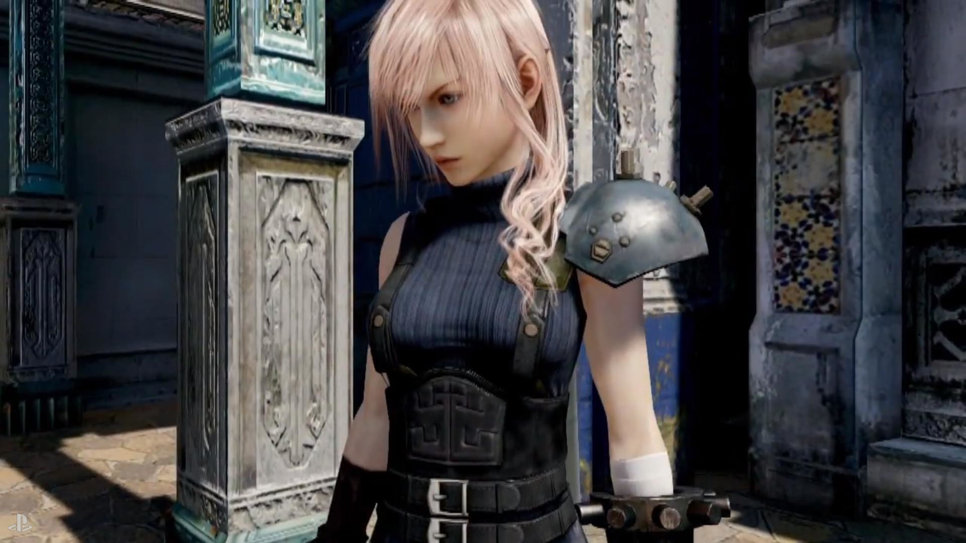 Witness The Evolution Of Battle In A New Lightning Returns: Final Fantasy  XIII Trailer