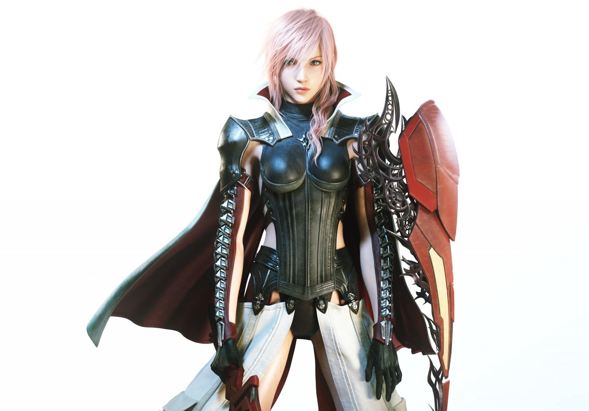 lightning returns: ffxiii final fantasy xiii final fantasy 13 girl lightning  lightning armour view square