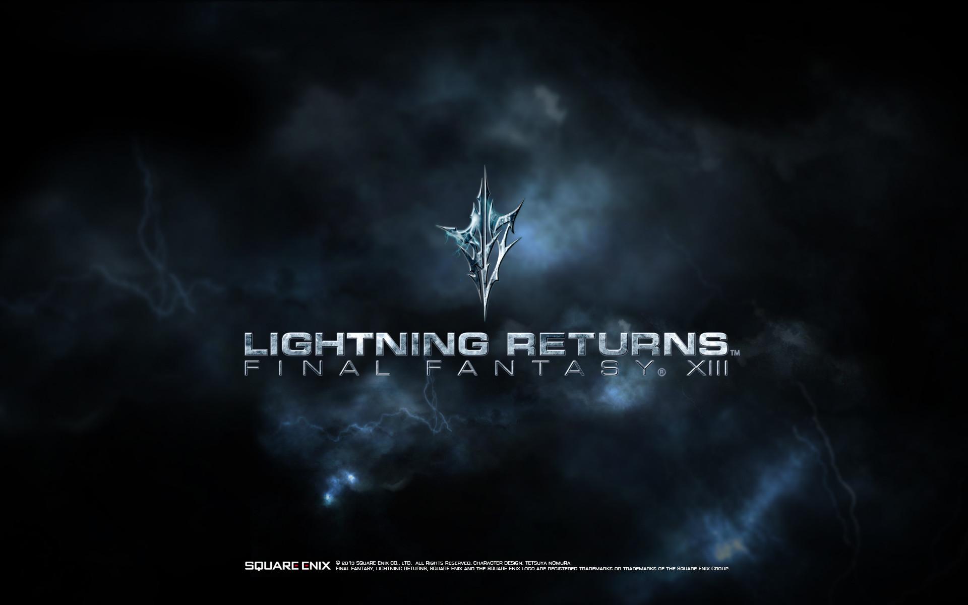 Final Fantasy XIII-3: Lightning Returns Wallpaper 012
