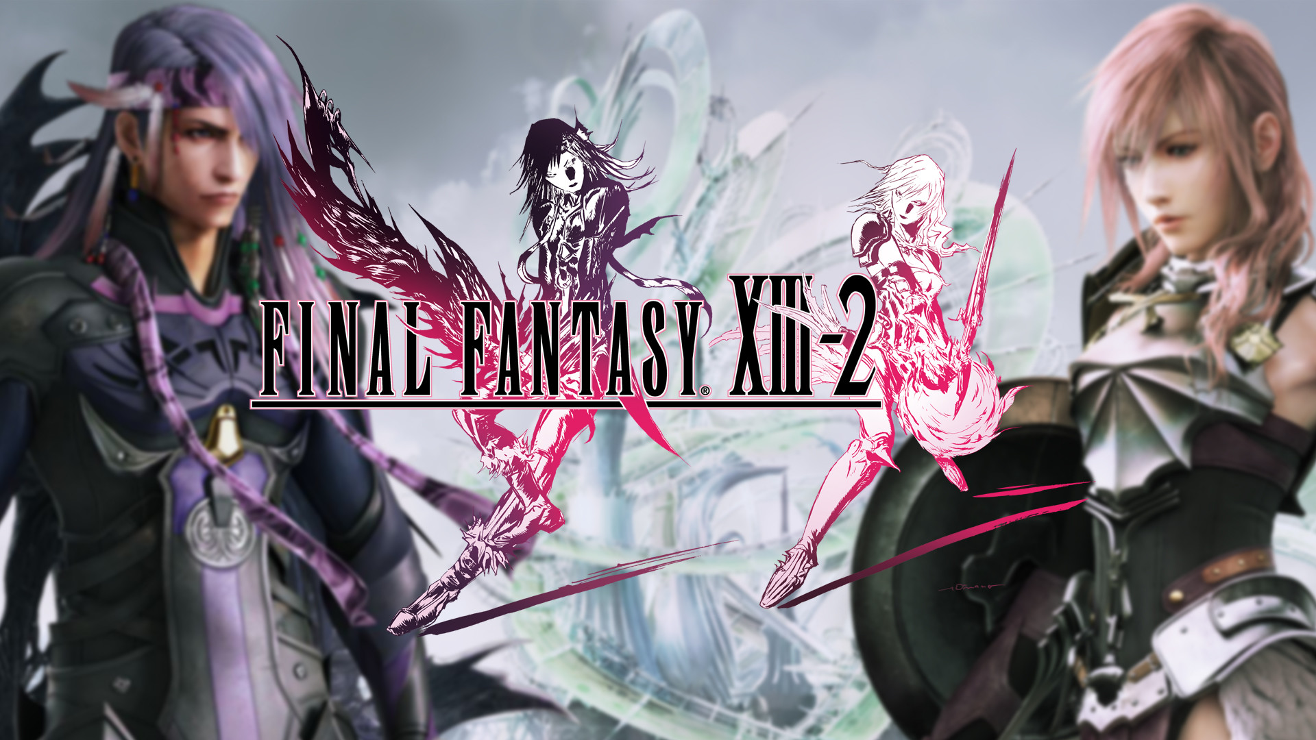 Final Fantasy XIII-2 …