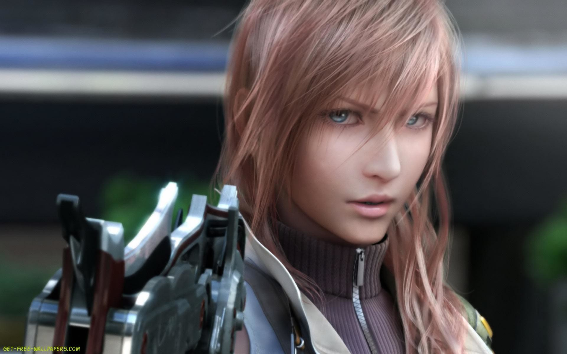 Let's Go Niching: Lightning Returns: Final Fantasy XIII's emphasis on  breasts is ridiculous