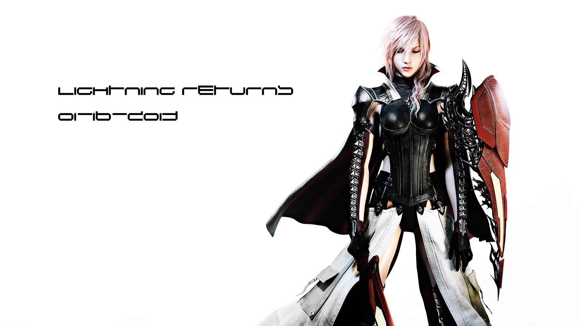 … Lightning Returns (big) – Final Fantasy XIII by kimcheolho
