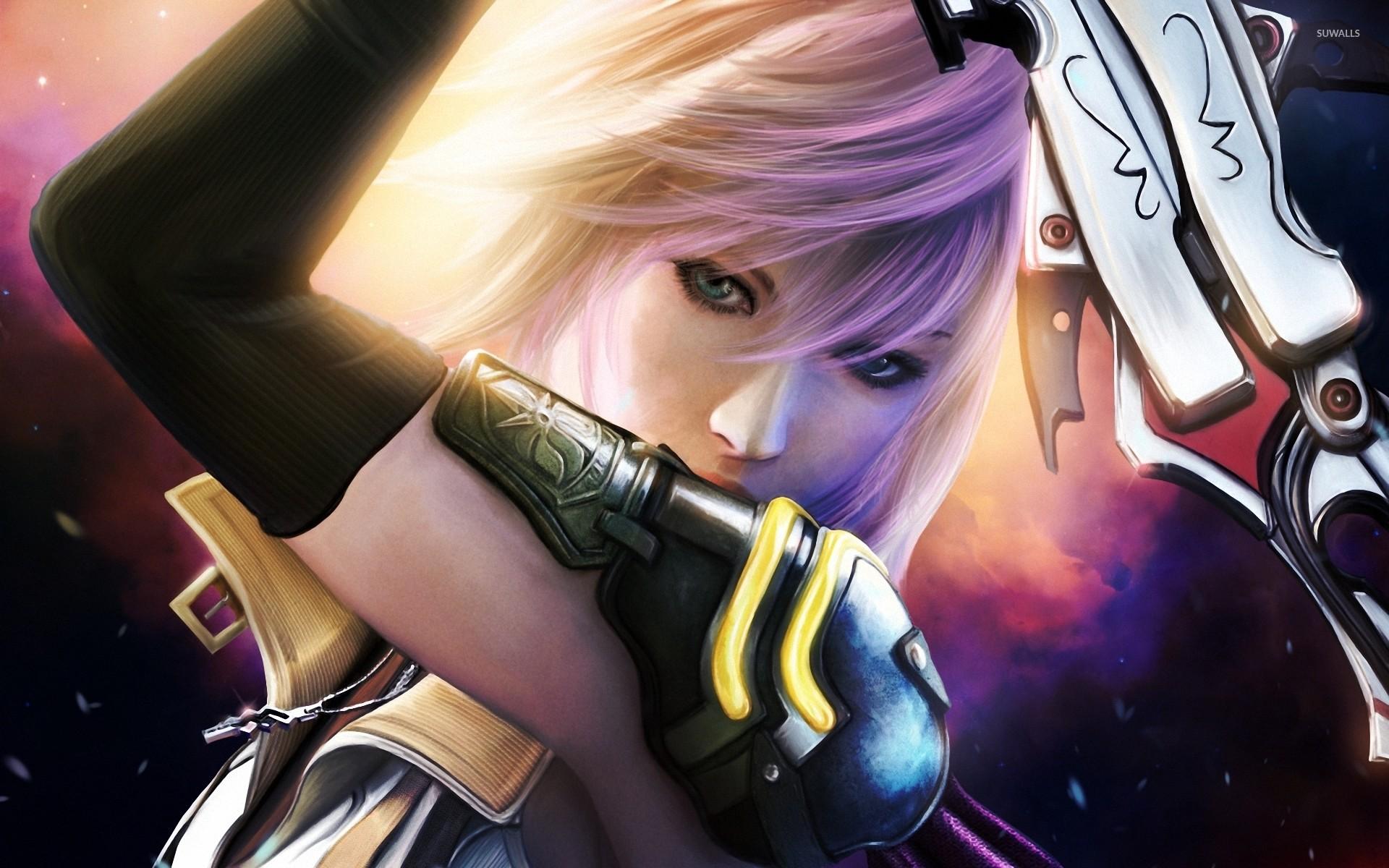 Lightning – Final Fantasy XIII-2 [3] wallpaper jpg