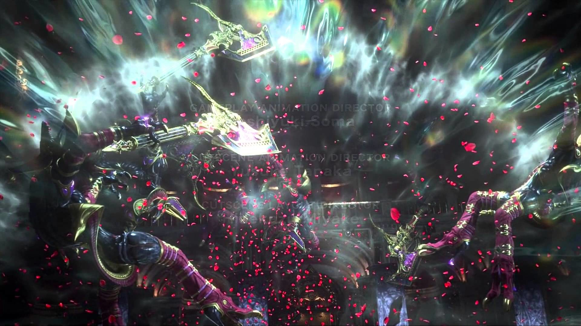 Lightning Returns: Final Fantasy XIII – Demo Opening Cutscene Intro (1080p)