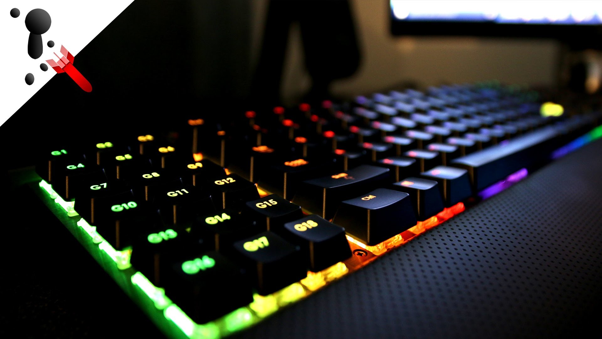 Corsair K95 RGB Sound Test O-Rings Unboxing and Review (Mechanical  Keyboard) – YouTube