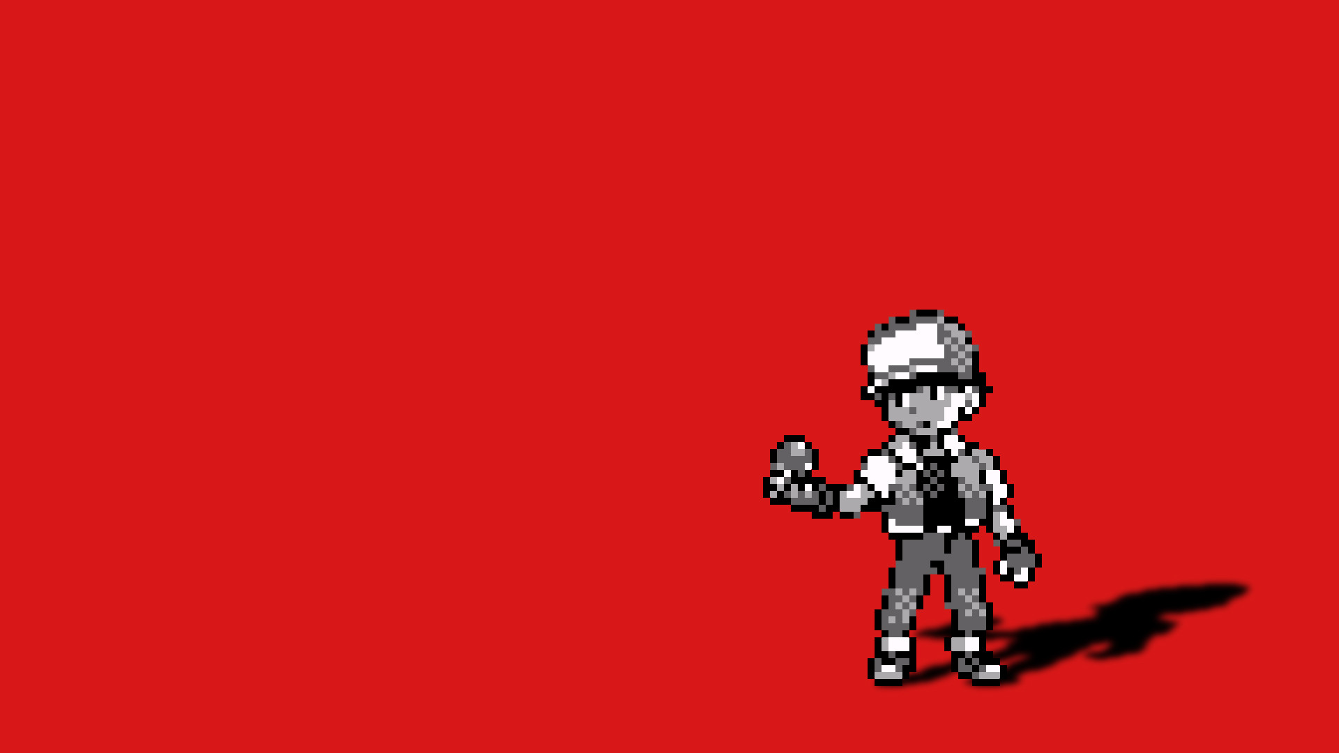 1 Pokemon FireRed Version HD Wallpapers | Backgrounds – Wallpaper Abyss