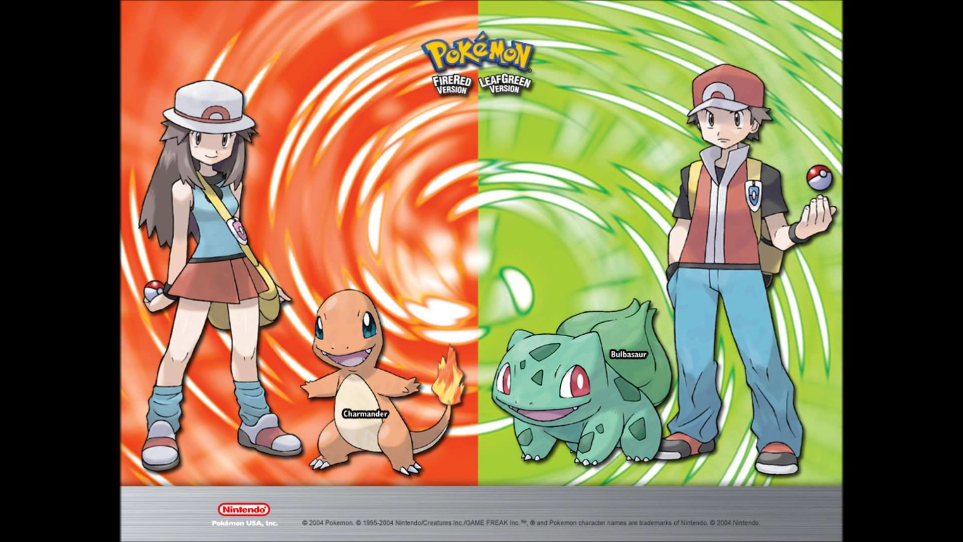 Pokemon Fire Red & Leaf Green OST