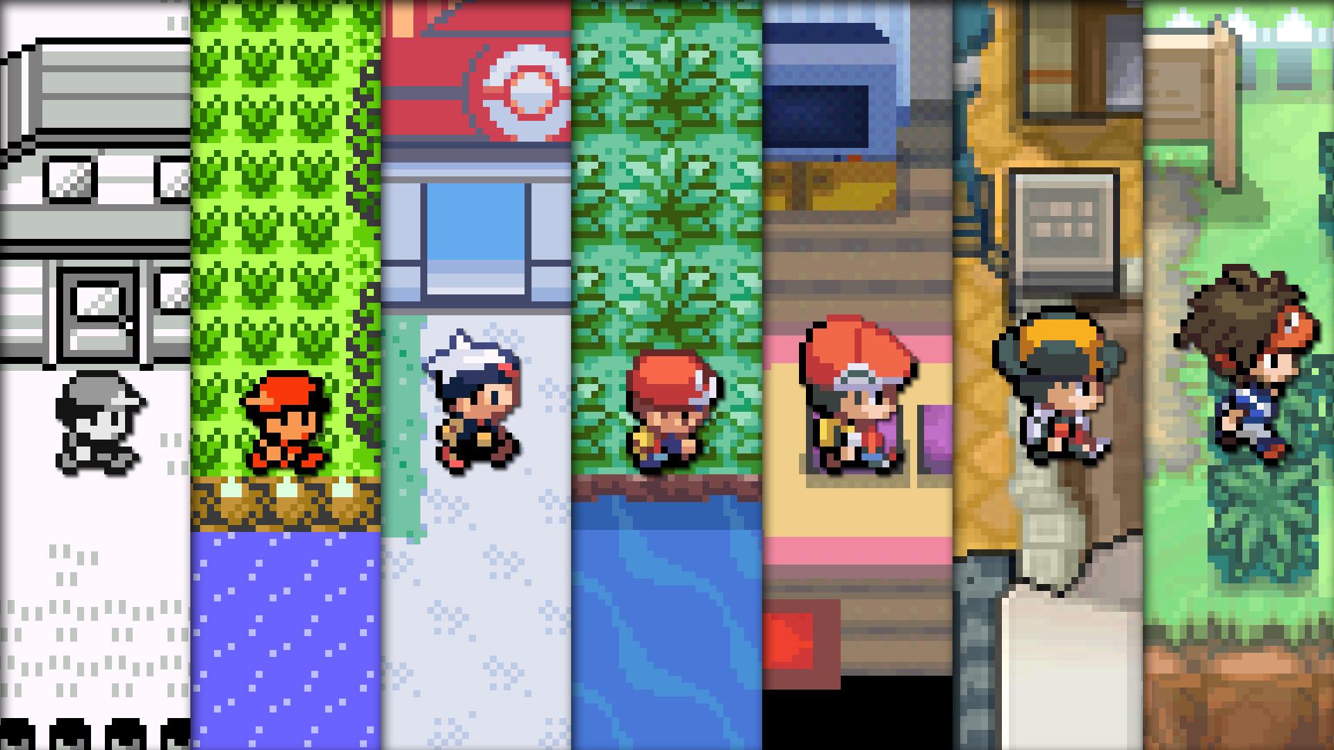 Evolution of Pokemon by jaime07 Evolution of Pokemon by jaime07