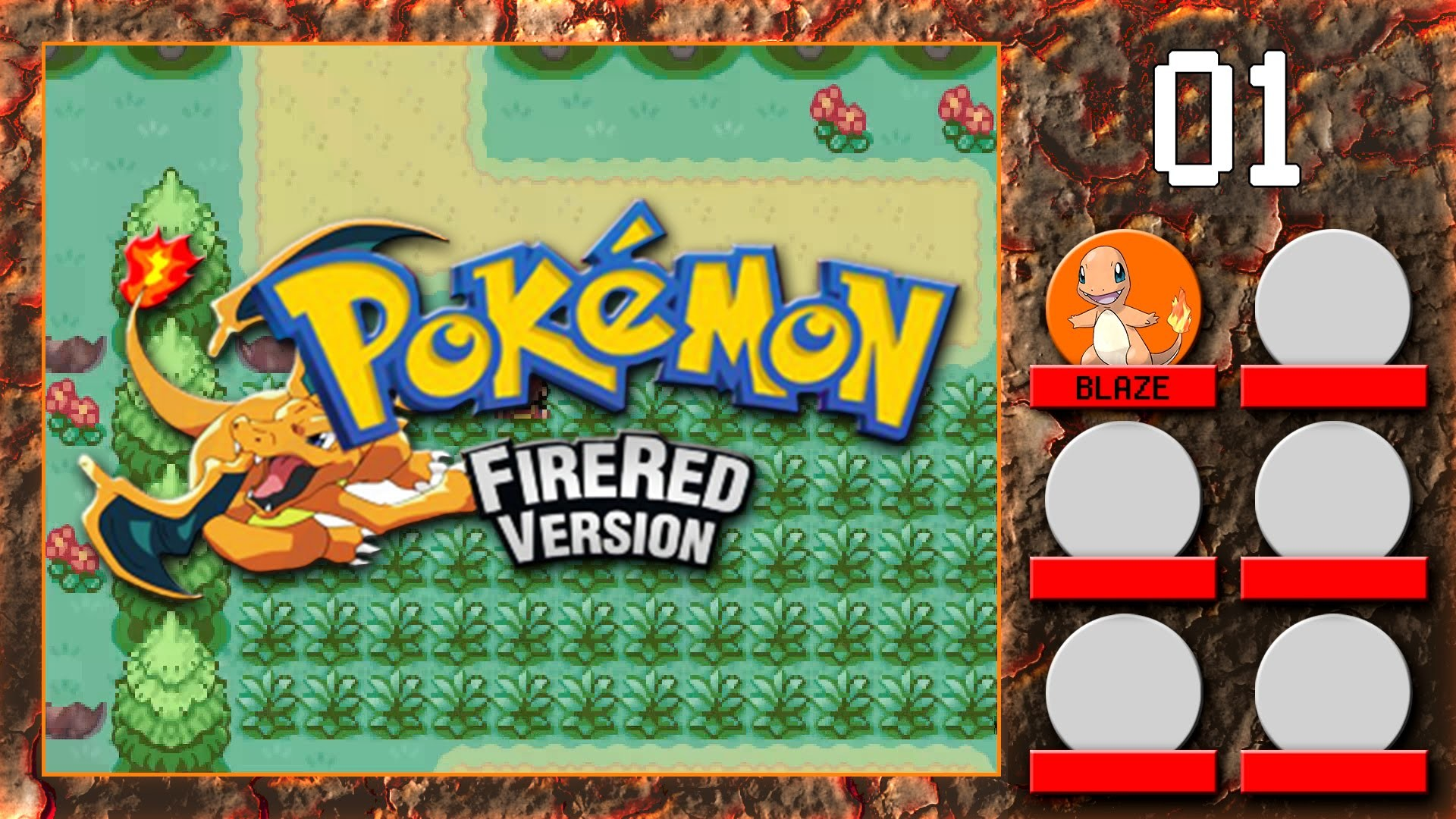 Let's Play Pok̩mon FireRed РEp.01 РBitter Rivalry!