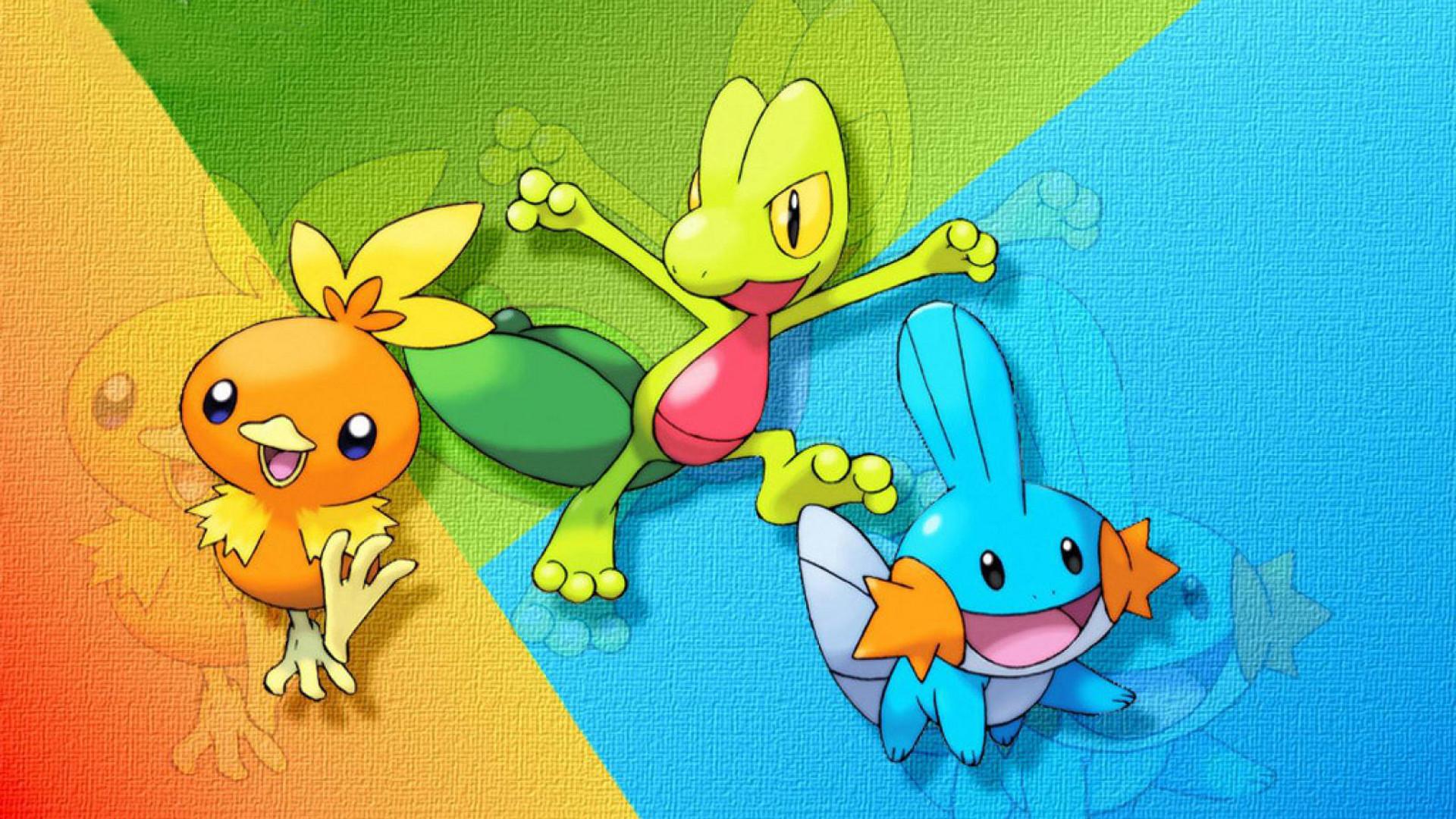 … Pokémon: Emerald Version – Fanart – Background …