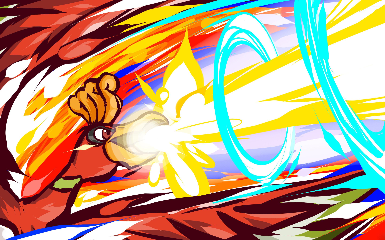 Sacred Fire – Pokemon wallpaper jpg