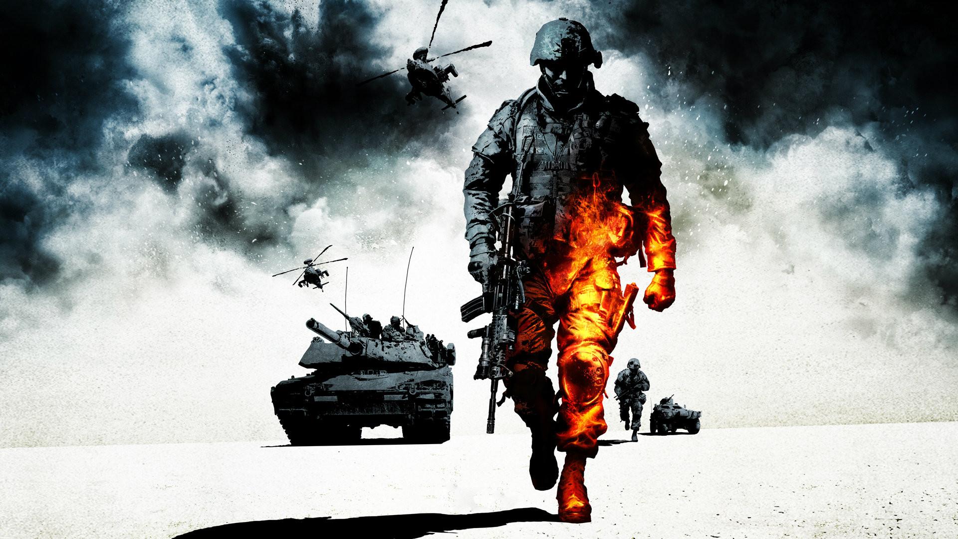 Best Action Games HD Wallpaper