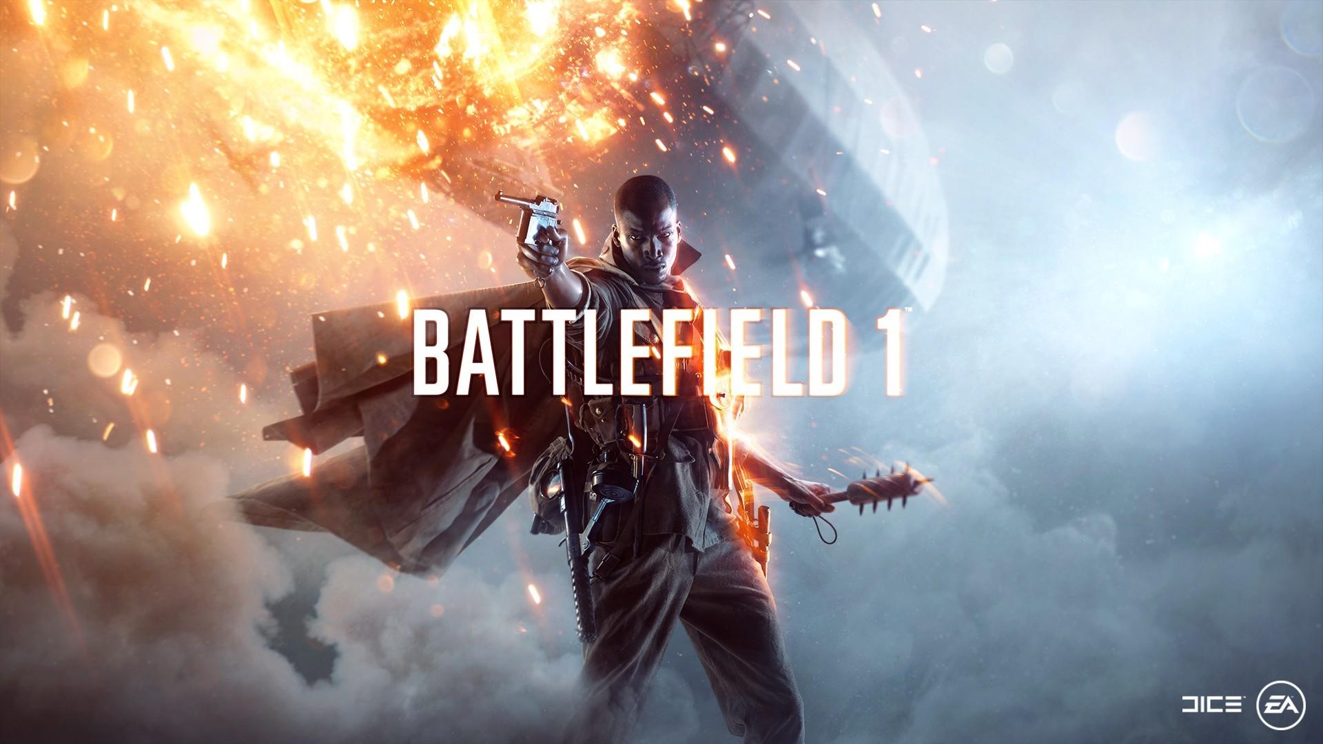 Battlefield 1, PC gaming Wallpaper HD