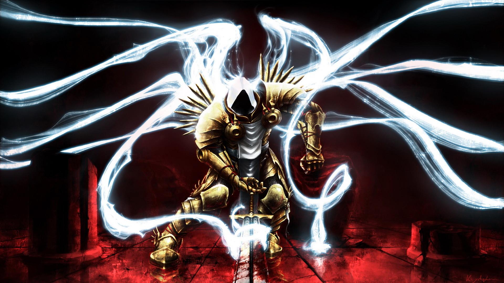 diablo iii archangel Wallpaper, PC Game Wallpapers, Game HD Wallpapers .