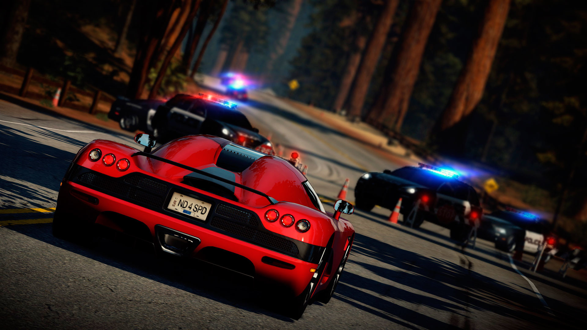 Need for Speed Hot Pursuit 1080p Wallpaper …