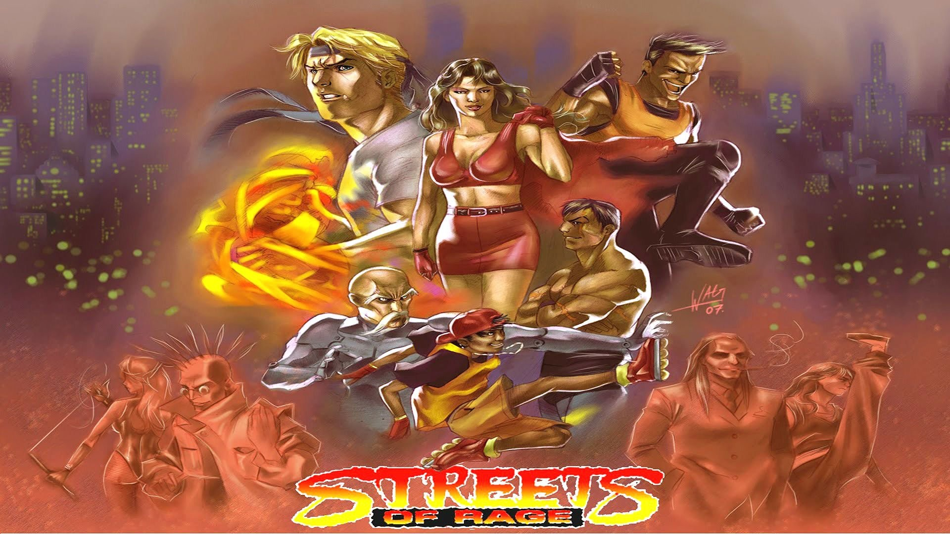 STREETS Of RAGE Ikari no Tekken action fighting arena scrolling wrestling  boxing martial 1sor nintendo sega wallpaper | | 626200 |  WallpaperUP