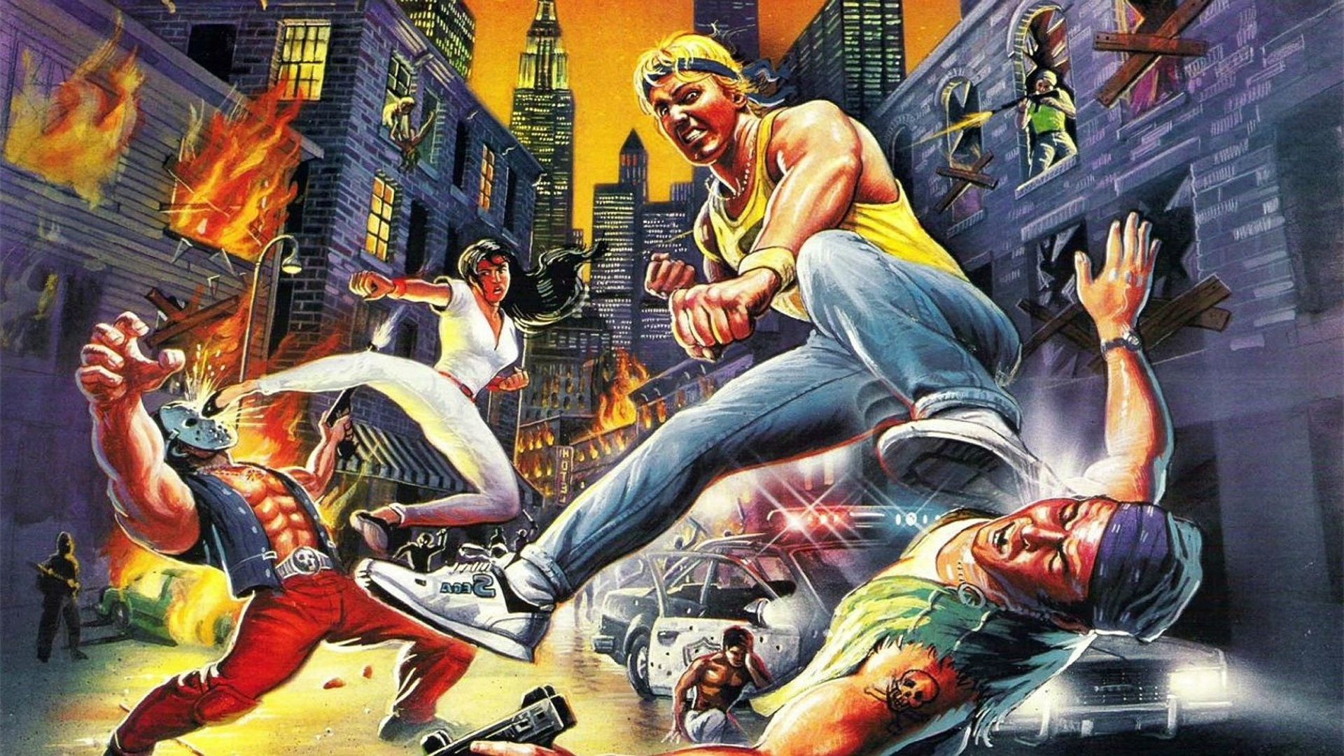 Streets of Rage 02