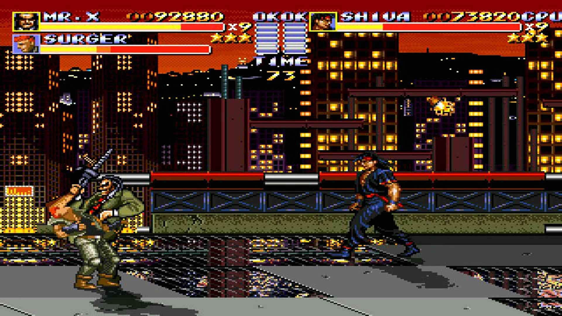 69 Streets Of Rage