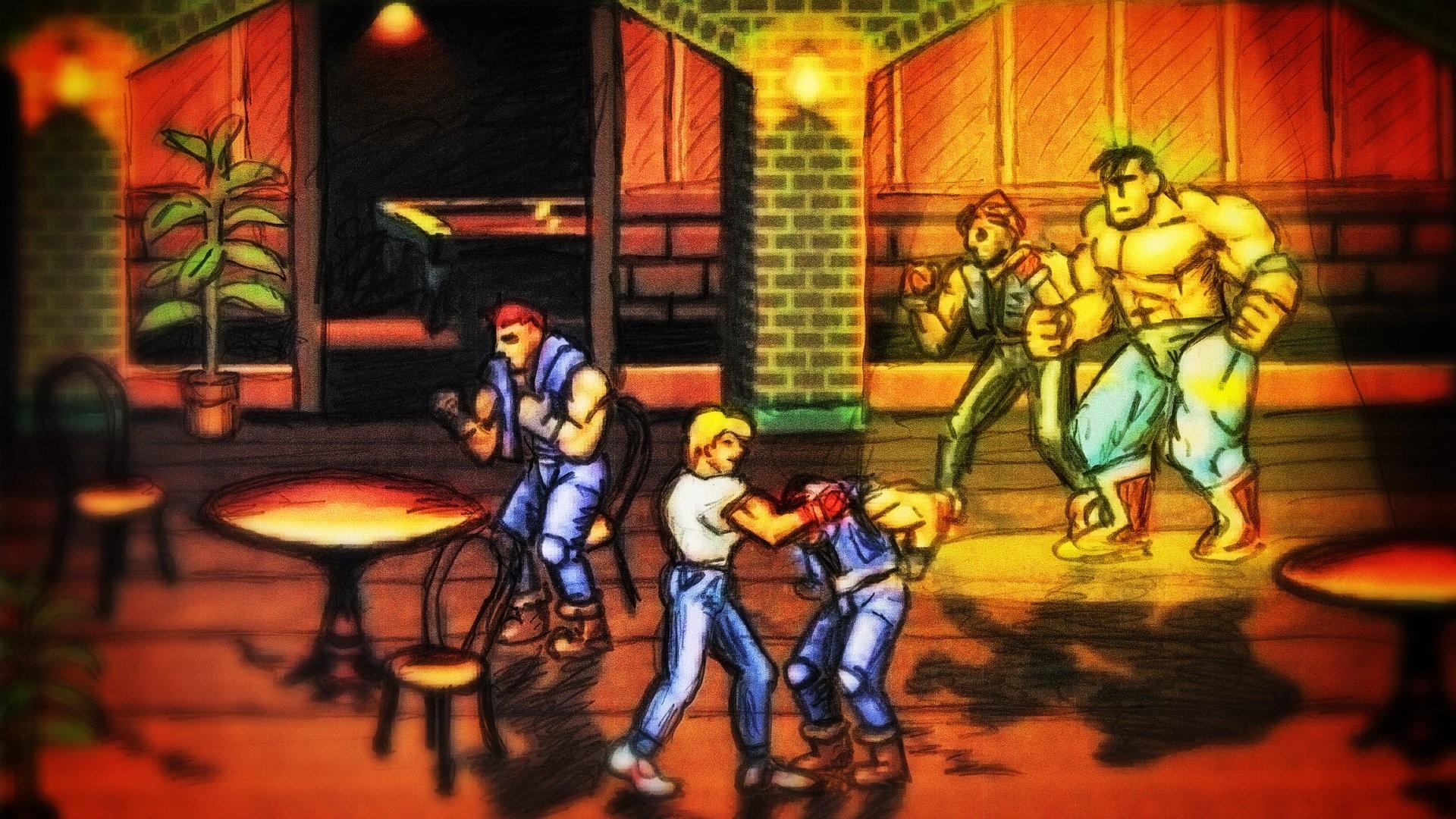 STREETS Of RAGE Ikari no Tekken action fighting arena scrolling wrestling  boxing martial 1sor nintendo sega wallpaper | | 626217 |  WallpaperUP