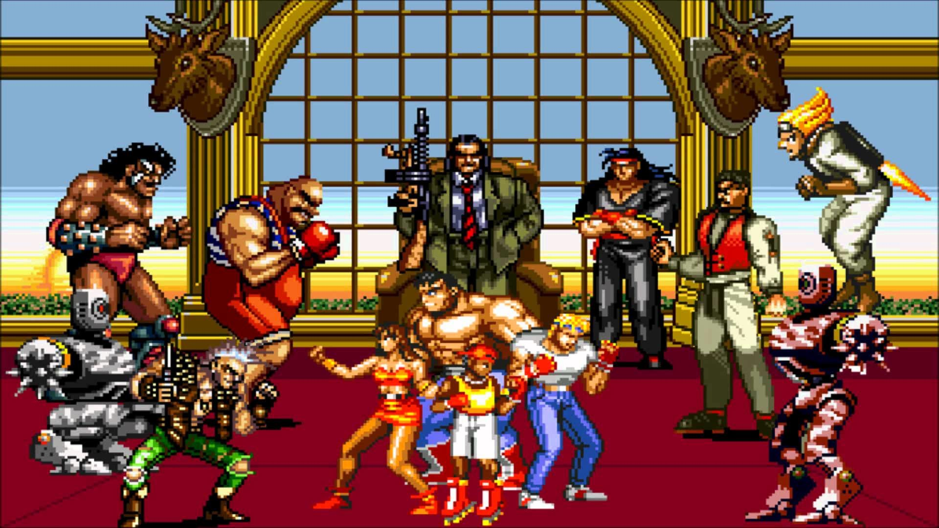 Streets of Rage 2 Music – 15 Minute Nostalgia [HD]
