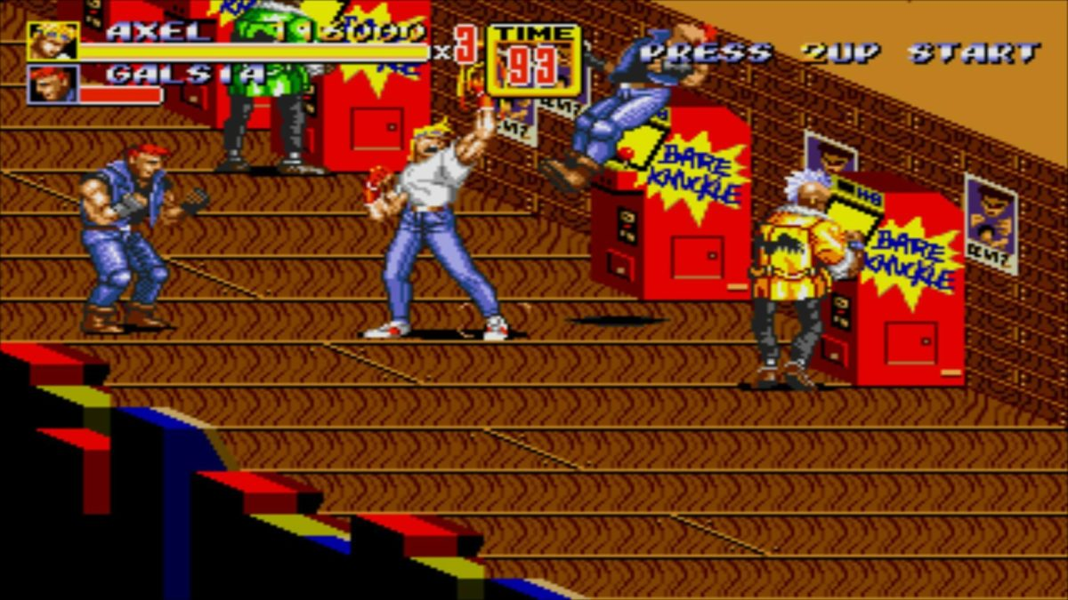 3d Streets Of Rage 2 Review