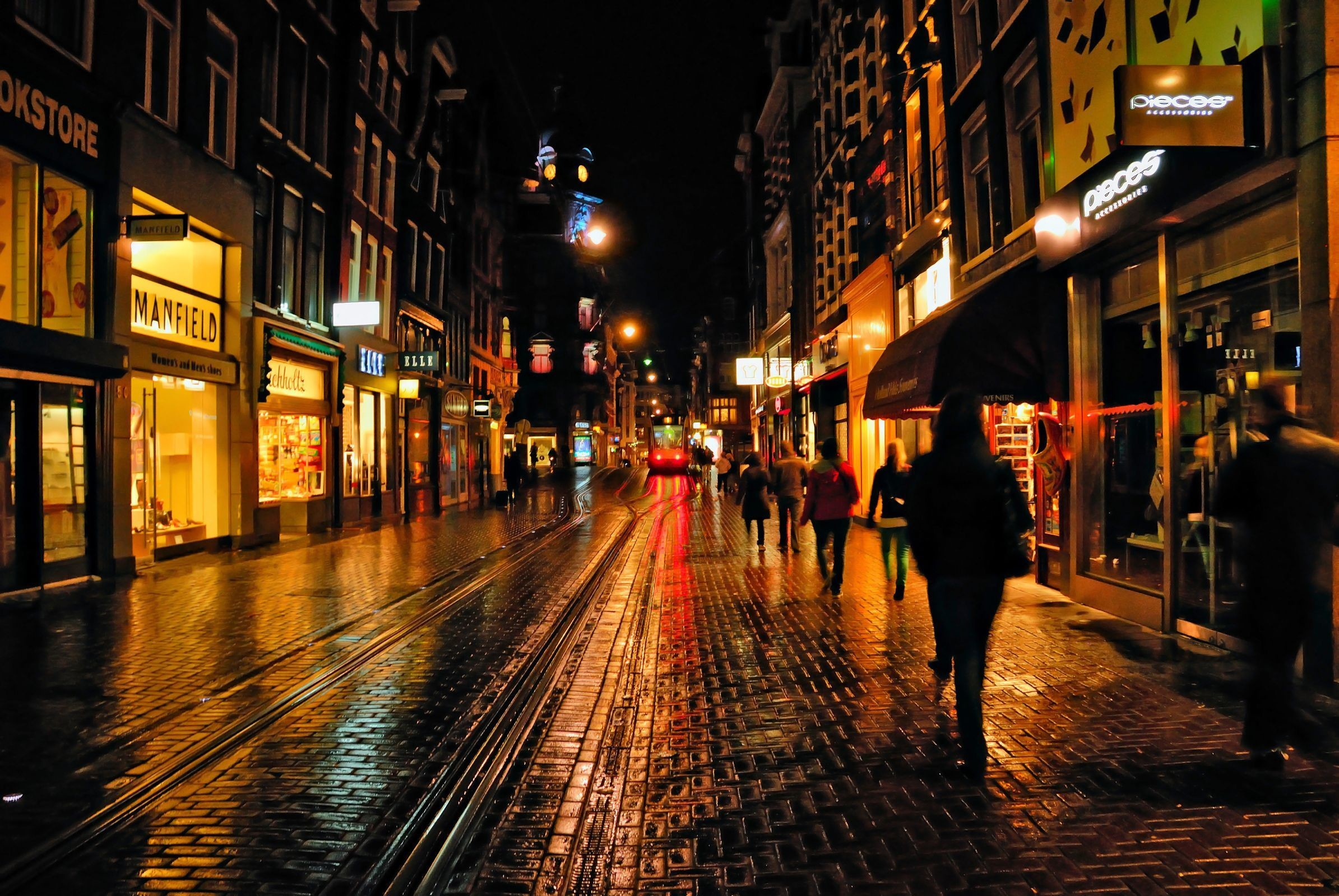 Gallery for – city streets wallpapers
