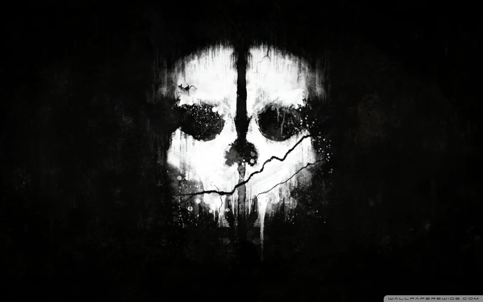 COD Ghosts HD Wide Wallpaper for Widescreen