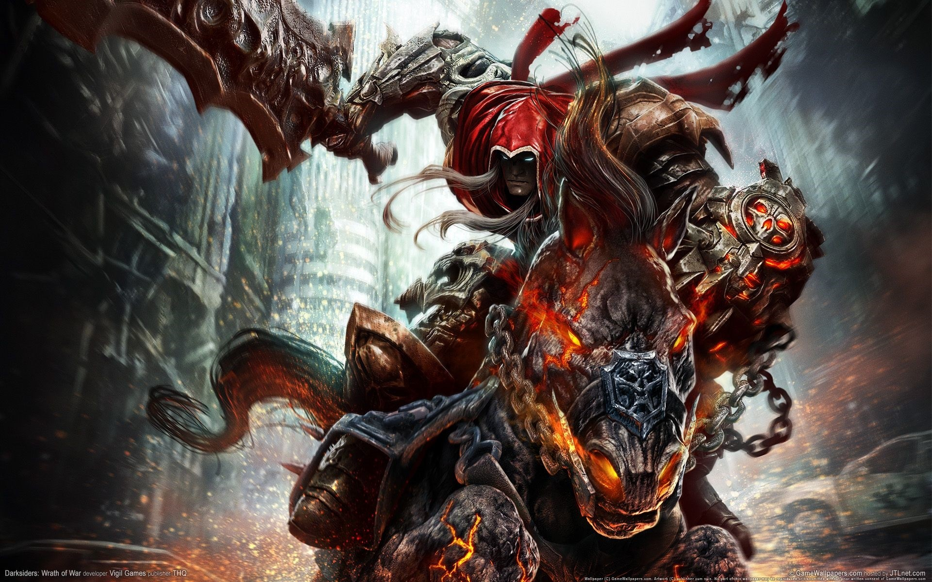 … Cool Call Of Duty Wallpapers awesome darksiders wallpaper …