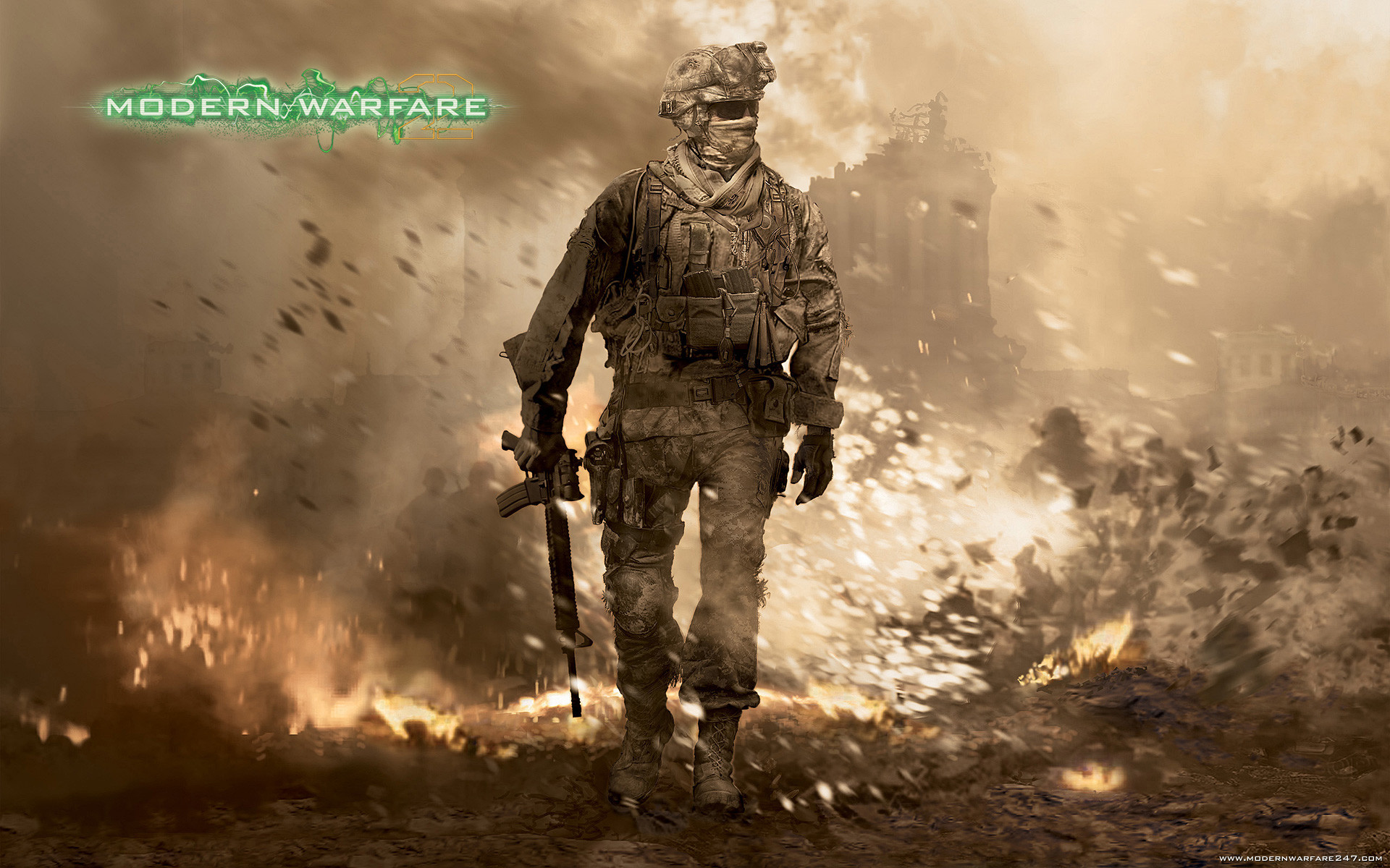 Previous: Call of Duty: MW 2 [2] …