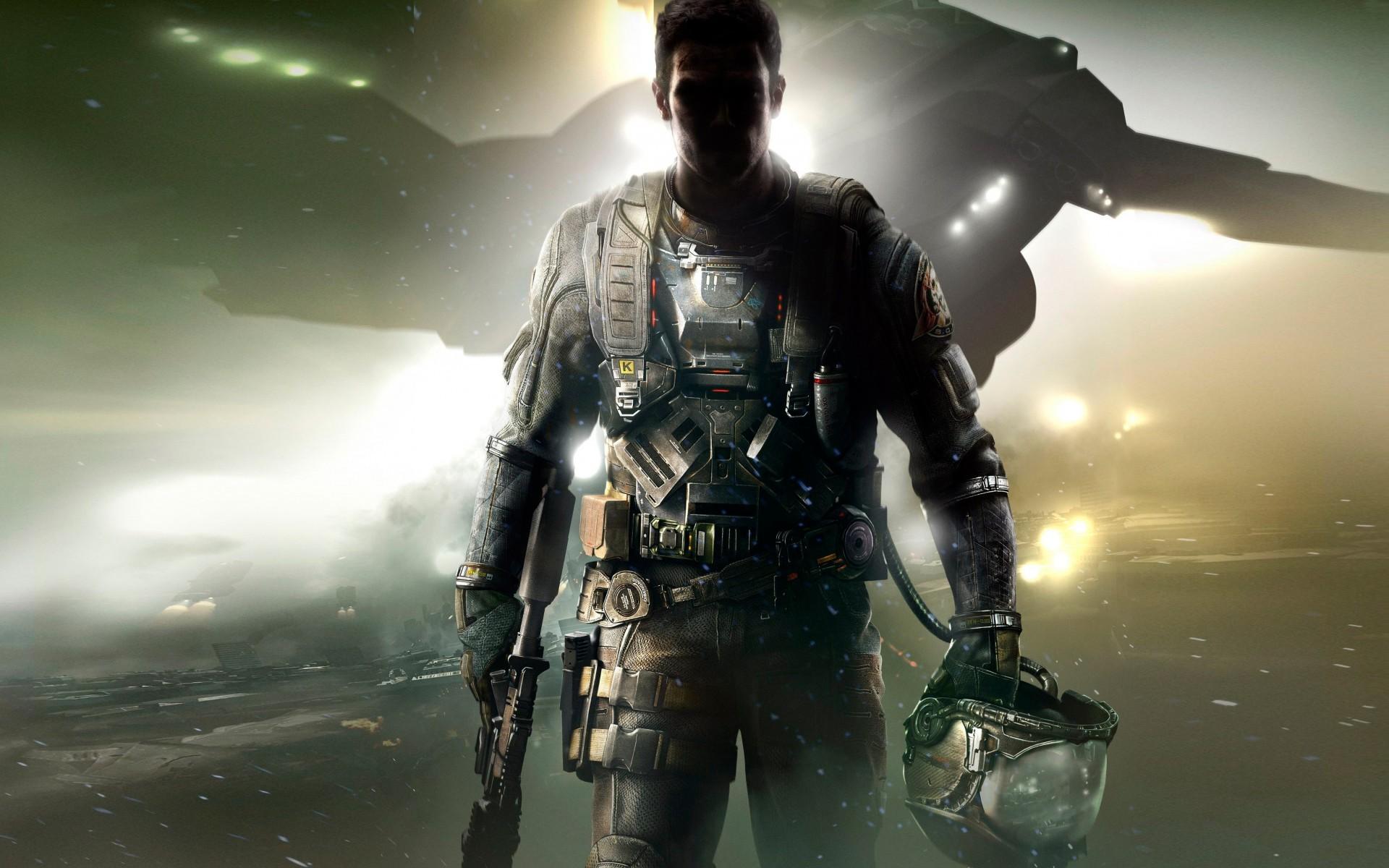 Games / Call of Duty: Infinite Warfare Wallpaper
