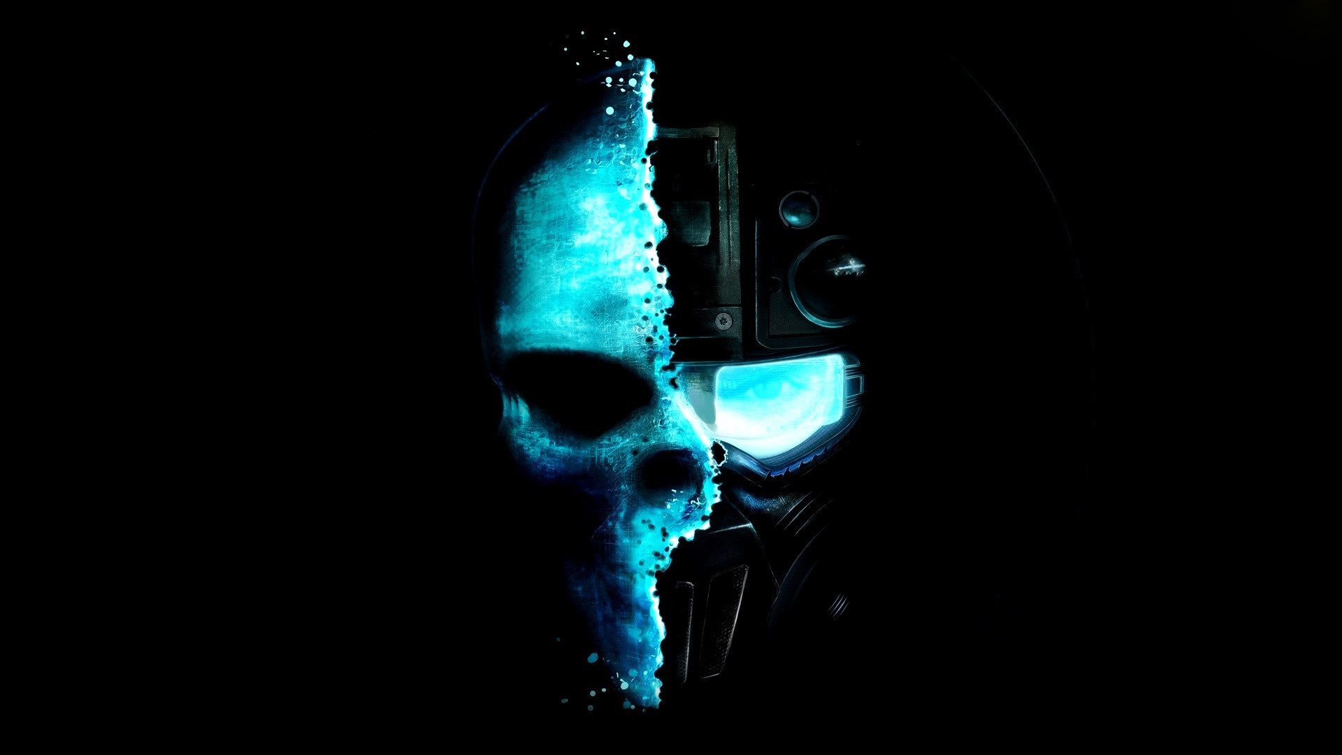 call of duty ghosts mask design