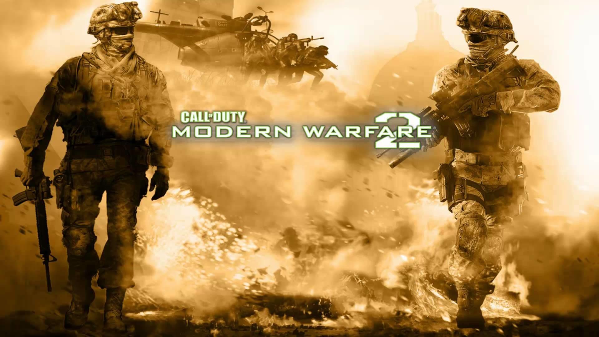 31 Call Of Duty: Modern Warfare 2 HD Wallpapers | Backgrounds